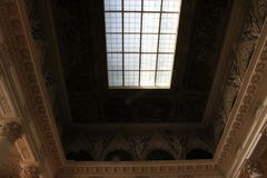 Musée/palais Image libre de droits