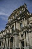 Musée Paris d'auvent Photo stock