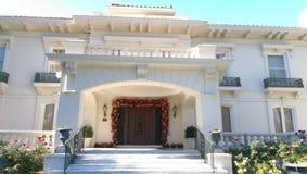 Musée Pasadena de Wrigley Photos stock