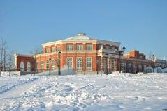 Musée-Patrimoine Tsartsyno à Moscou Image libre de droits
