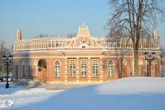 Musée-Patrimoine Tsartsyno à Moscou Image stock