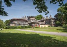 Musée régimentaire de Banksfield Photos stock
