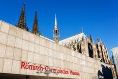 Musée Romano-germanique à Cologne, Allemagne photo stock