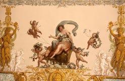Musée russe de vues à St Petersburg Illustration Libre de Droits