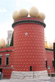 musée salvador Espagne de fugueres de dali Photo libre de droits