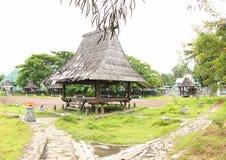 Musée Tenun Ikat Ende image stock