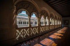 Musée Valladolid images libres de droits