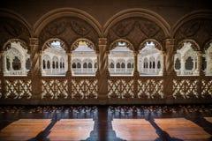 Musée Valladolid photo stock