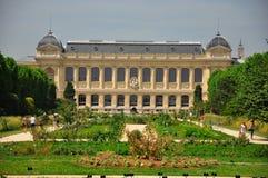 Muséum national d'Histoire naturelle. Shot of Muséum national d'Histoire naturelle in paris france Stock Image