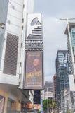 Mus?e de Grammy dans le centre ville de Los Angeles - la CALIFORNIE, Etats-Unis - 18 MARS 2019 photographie stock libre de droits
