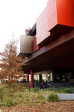 The Musee du quai Branly in Paris Royalty Free Stock Photo
