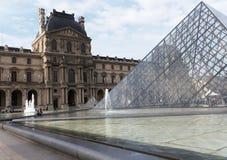 MusA©ee du Louvre, 免版税图库摄影