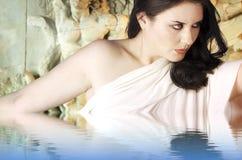 Musa Griekse mythologie stock foto's