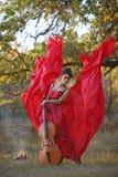 Musa para los músicos Imagen de archivo libre de regalías