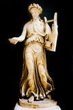 Musa romana de la música Foto de archivo