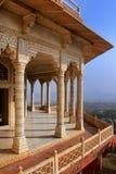 Musamman Burj в форте Агры, Уттар-Прадеш, Индии стоковое фото rf