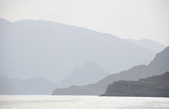 Musandam Halbinsel Oman Stockfoto