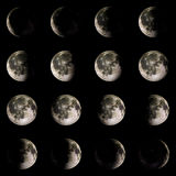 Musardez la planète de système solaire sur le rendu noir du fond 3d illustration stock