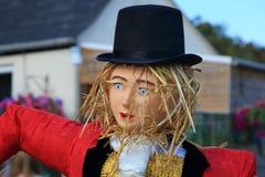 Musbury strach na wróble festiwal Zdjęcie Royalty Free