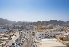 Muscat в Омане Стоковая Фотография