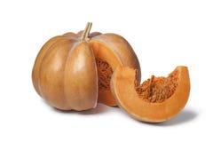 Muscat de Provence pumpkin Stock Image