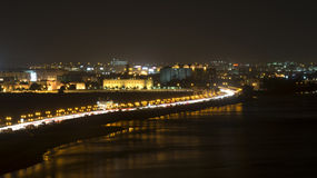 Muscat night Stock Photo