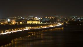 Muscat night Stock Photo