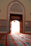 Muscat, Oman - Interior of Taymoor Mosque Stock Photos