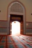 Muscat, Oman - Interior of Taymoor Mosque stock photos