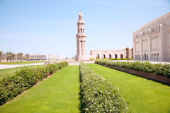 Muscat, Oman, Sultan Qaboos Stock Photos