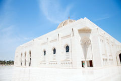 Muscat, Oman, Sultan Qaboos Royalty Free Stock Photography