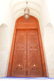 Muscat, Oman - Sultan Qaboos Grand Mosque Royalty Free Stock Photos