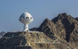 Muscateldruif, Oman Stock Foto