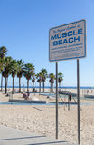 Muscle Beach Stock Photos