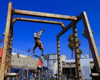 Muscle Beach, Venice, California Stock Photography