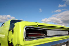 Muscle Car. An classic American muscle Car royalty free stock photo