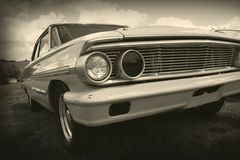 Muscle Car Stock Image