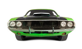 Muscle car. Royalty Free Stock Image