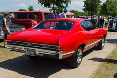 Muscle car Chevrolet Chevelle SS Stock Photography
