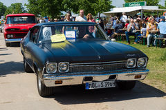 Muscle car Chevrolet Chevelle SS Royalty Free Stock Image