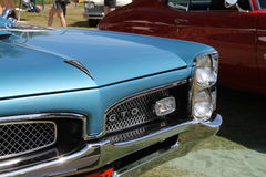 Muscle car detail Royalty Free Stock Photo