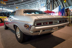 Muscle Car Dodge Challenger Pro Street, 1970. Royalty Free Stock Images
