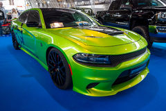 Free Muscle Car Dodge Charger SRT-8, 2010. Royalty Free Stock Photo - 90501095