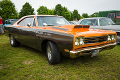 Muscle car Plymouth GTX Stock Photos