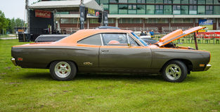 Muscle car Plymouth GTX Royalty Free Stock Photos