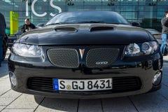 Muscle car Pontiac GTO Fourth generation, 2006. Stock Photos