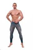 Κατάλληλο αρσενικό πρότυπο Στοκ φωτογραφία με δικαίωμα ελεύθερης χρήσης