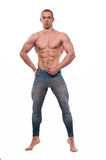 Fit male model Royalty Free Stock Photography