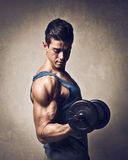 Muscles Stock Photos