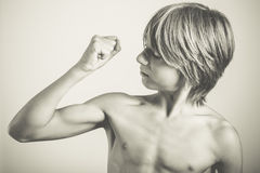 Muscles Stock Photography